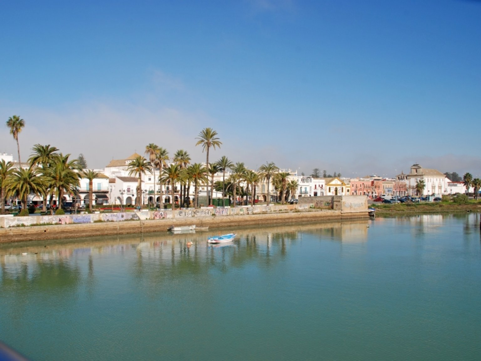 Ruta colombina a orillas del r o guadalete en el puerto de - El puerto santa maria ...