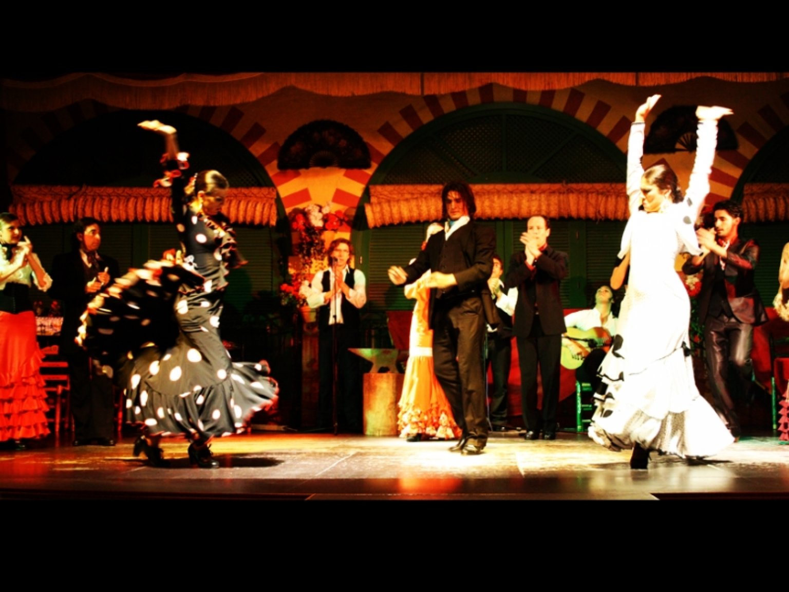 Flamenco palacio andaluz sevilla for Espectaculo flamenco seville sevilla