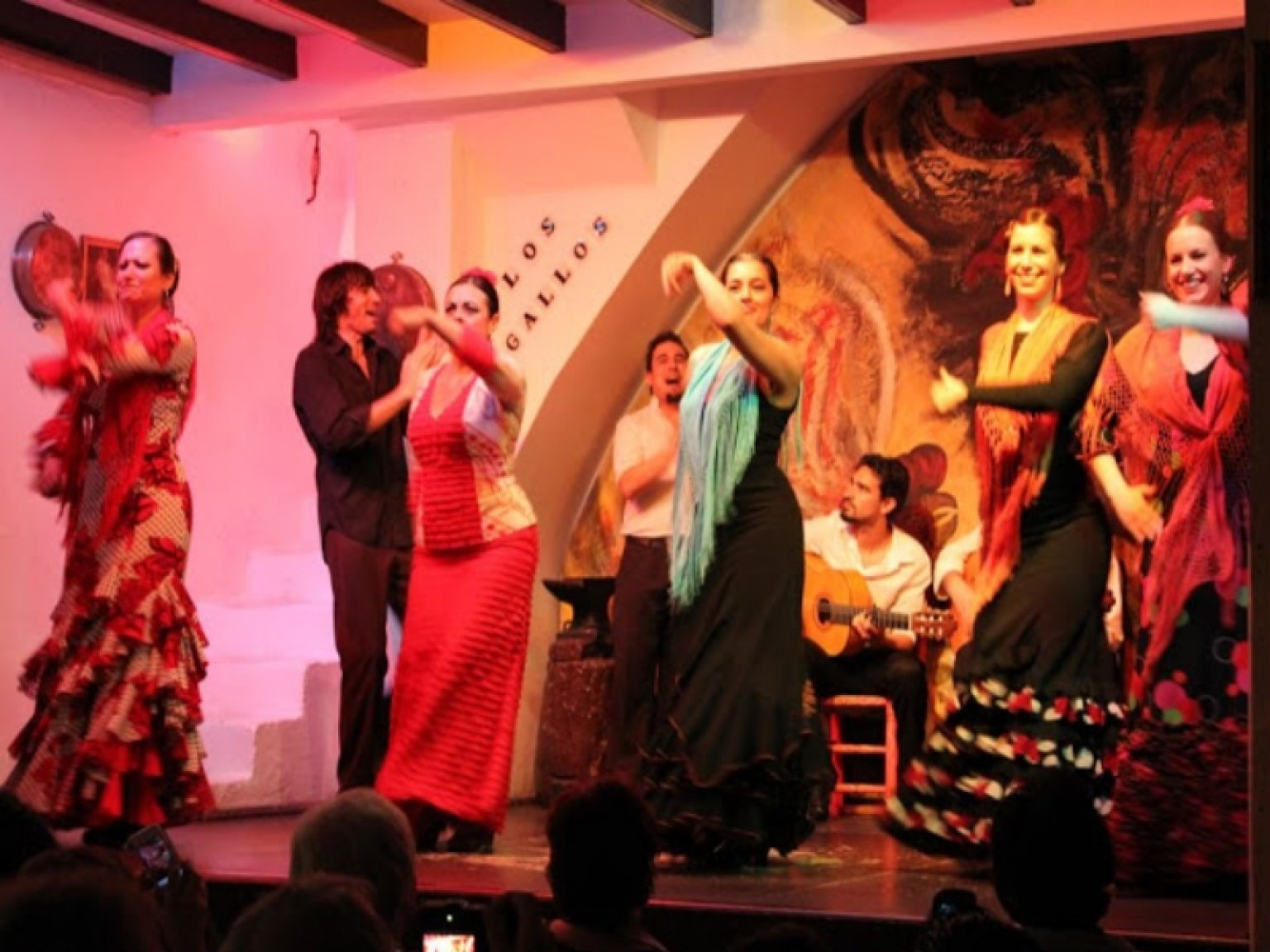Flamenco los gallos sevilla for Espectaculo flamenco seville sevilla