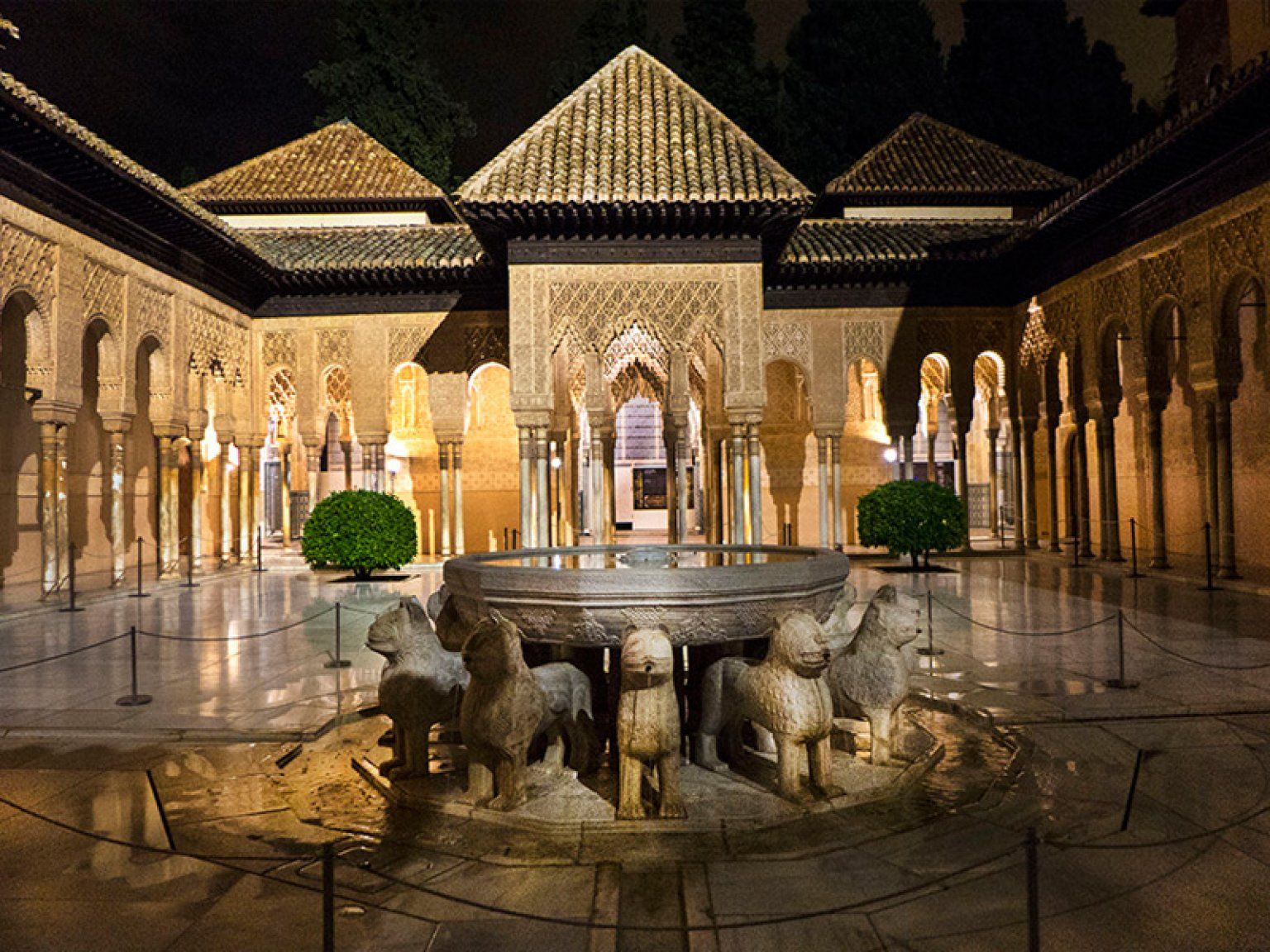 Visita mezquita cordoba nocturna good mezquita de crdoba - Mezquita de cordoba visita nocturna ...